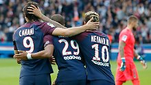 "Versöhnung bei Torgala: PSG-Egos beenden ""l'affaire du penalty"""
