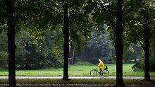 Wetterwoche im Schnellcheck: Nur wenig Lichtblicke im stürmischen Herbst