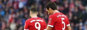 """""""Nicht mehr beste Mannschaft"""": Der FC Bayern verzweifelt an sich selbst"""