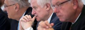 Damals stand Bruch mit CDU bevor: Seehofer: Schwerste Gespräche seit Kreuth