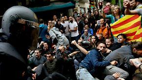 EU schaltet sich nach Referendum ein: Katalonische Regierung will Ermittlung zu Polizeigewalt