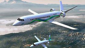 Erste Erfolge im Kleinen: Hersteller investieren massiv in E-Flugzeuge