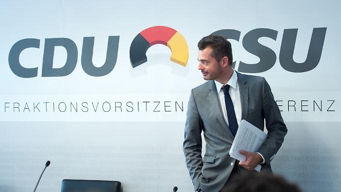 Mohring hatte die Führung der Thüringer CDU nach dem Wahlsieg von R2G übernommen.