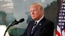 """Mehr als 50 Tote in Las Vegas: Trump spricht von """"Tat des puren Bösen"""""""