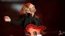 Herzinfarkt mit 66 Jahren: US-Rocklegende Tom Petty ist tot