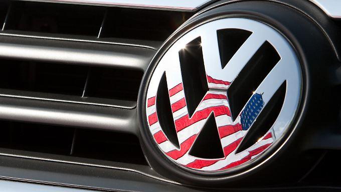 Ist die Talsohle durchschritten? Volkswagen verkauft wieder mehr Autos in den USA.