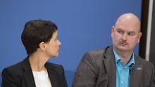 Gründungsmitglied der Partei: Mieruch verlässt AfD-Bundestagsfraktion