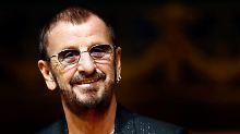 Ringo Starr ist kein Mann für eine längere Pause.