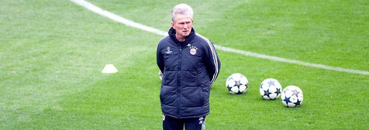 Heynckes zum vierten Mal im Amt: Triple-Jupp soll FC Bayern auf Kurs bringen