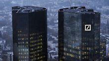 Short-Hebel mit 79%-Chance: Dt. Bank im steilen Abwärtstrend