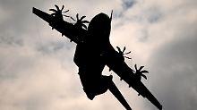 Sparappell an Belegschaft: Airbus friert alle Rüstungsinvestitionen ein