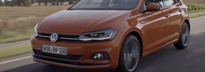 Zwischen Kleinwagen und Kompaktklasse: VW Polo wird erwachsen