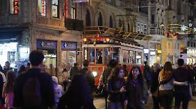 Das Ausgehviertel Beyoglu verändert sich.