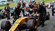 Nutzt Renault Insider-Infos?: Neuer Technikchef erzürnt F1-Konkurrenz