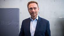Lindner und die Eurokrise: Wie schrecklich ist der FDP-Börsenschreck?