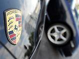 Schaden durch Diesel-Motoren: Porsche fordert 200 Millionen Euro von Audi