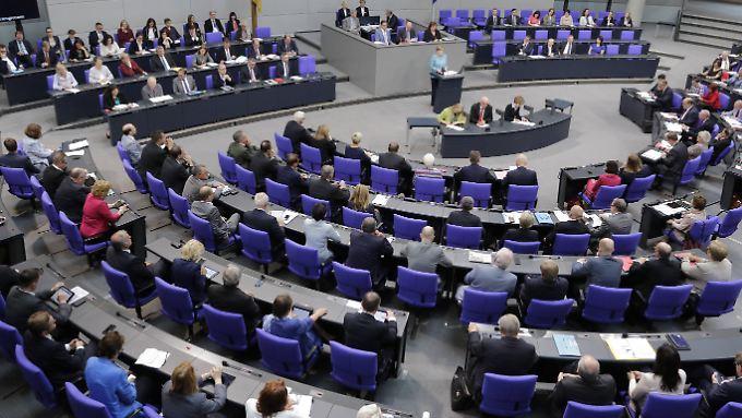 """Mit einer """"Landesgruppe Ost"""" will die Linke auf die """"Sorgen der Bürger"""" in Ostdeutschland eingehen."""