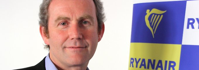 Ryanair-Manager Michael Hickey