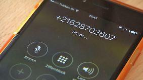 """Verdächtige, ausländische Nummern: """"Ping Calls"""" zocken bei Rückruf ab"""