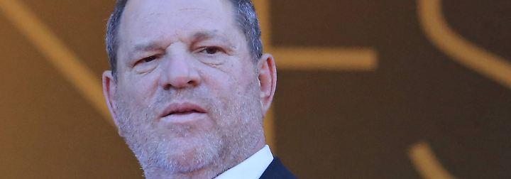 Mächtiger Hollywood-Produzent: Sex-Skandal beendet wohl Karriere von Weinstein