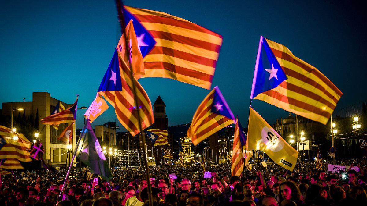 Katalonien-Krise trifft deutsche Unternehmen