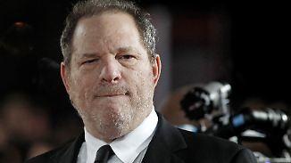 Weinstein angeblich suizidgefährdet: Sexvorwürfe beschäftigen Polizei und Oscar-Akademie