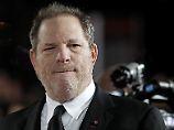 Fall Harvey Weinstein: Polizeibehörden untersuchen Sexvorwürfe