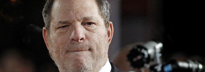 Weinstein äußert sich erstmals: Sexvorwürfe beschäftigen Polizei und Oscar-Akademie