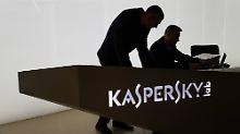 Viren-Software als Russen-Spion: Israels Geheimdienst belastet Kaspersky
