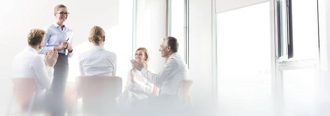 Der Assistent bringt auch Probleme in einem Unternehmen auf den Punkt und erstellt hierfür Lösungen.
