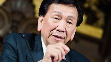 Wu Ching-Kuo ist nicht mehr Präsident des Box-Weltverbands - er stolpert über einen riesigen Finanzskandal.
