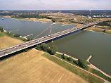 Bundesgericht weist Klagen ab: NRW darf Rheinbrücke neu bauen