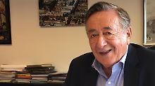 """Richard Lugner feiert 85.: """"Gut gelaufen - außer das mit den Frauen"""""""