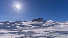 Skigebiete fahren viel Neues auf: Rekordbahn auf Zugspitze und Zeit-Messung