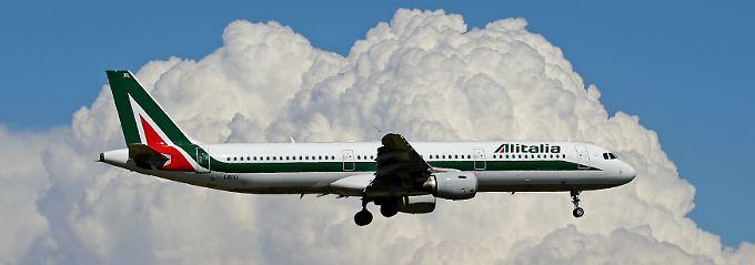 Bieterverfahren um Alitalia: Der Papst könnte bald Lufthansa fliegen.