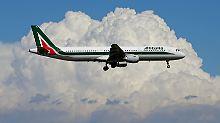 Einstieg in Italien?: Spohr zeigt Interesse an Alitalia
