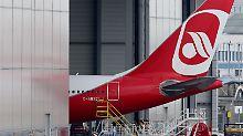 Der Tag: Air Berlin will Lösung für Personal mitfinanzieren