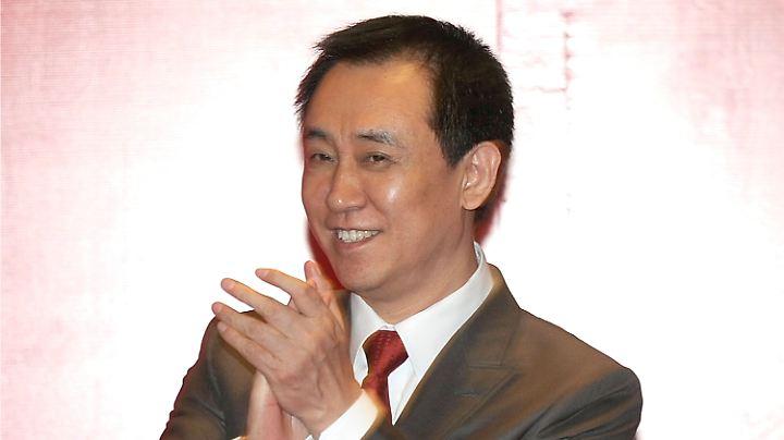 Xu Jiayin verdrängt Wang Jianlin von der Spitzenposition.