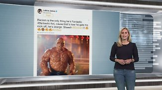 n-tv Netzreporterin: Wütender Trump-Rap von @Eminem kommt gut an