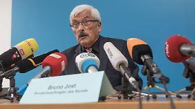 Sonderermittler Bruno Jost stellt den Abschlussbericht im Fall Amri vor.