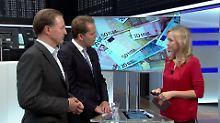 Der Börsen-Tag: Roboter statt Bankberater?