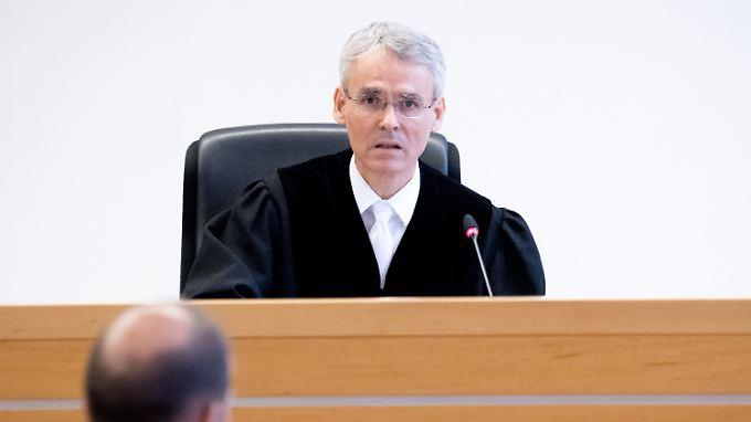 Richter Wiese stellte in Aussicht, dass ein großer Teil der Feststellungsziele abgewiesen werden könnte.