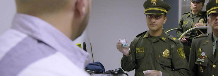 National Geographic: Drehkreuz des Drogenschmuggels - Flughafen Kolumbien 1