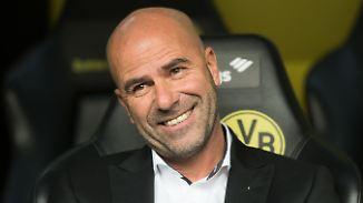 Fünf Fakten vor dem 8. Spieltag: Bosz steht gegen Leipzig vor BVB-Rekord