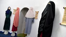 Per Volksabstimmung: Schweizer entscheiden über Burka-Verbot