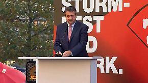 Unterstützung von fast ganz oben: Niedersachsen legt motivierten Wahlkampfabschluss hin