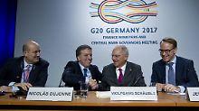 Themenagenda der G20: Argentinien will auf Zukunft der Arbeit setzen