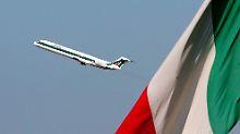 Mehr Staatsgeld für Fluglinie: Italien hält  Alitalia weiter in der Luft