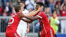 Der Spaß ist wieder da - und schon zerlegt der FC Bayern seine Gegner.