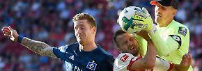 """Die Bundesliga in Wort und Witz: """"Wenn man gewinnt, ist man sexy"""""""